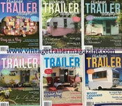Image of Subscription Vintage Trailer Magazine