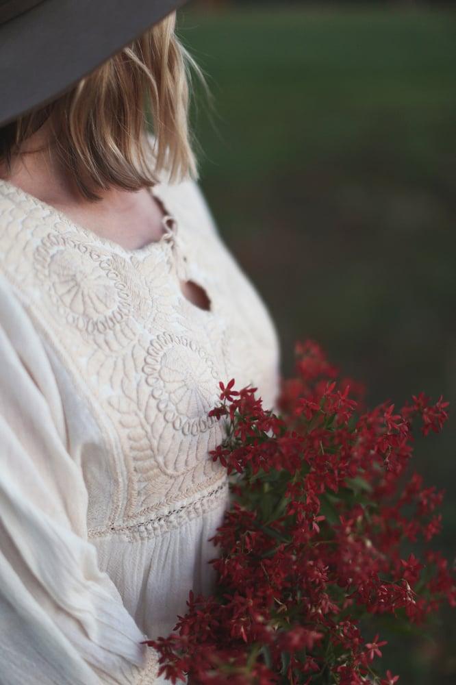 Image of The Francesca Dress - Natural