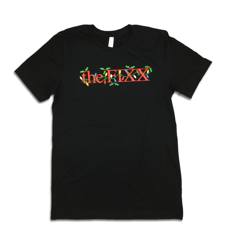 "Image of The FIXX ""FIXXMAS"" Short-Sleeved Tee"