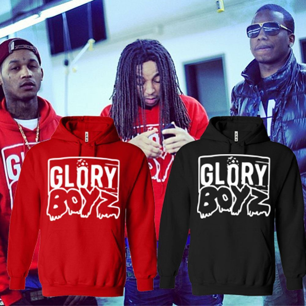 Glory Boyz Hoodie  8aa0a6629ae6