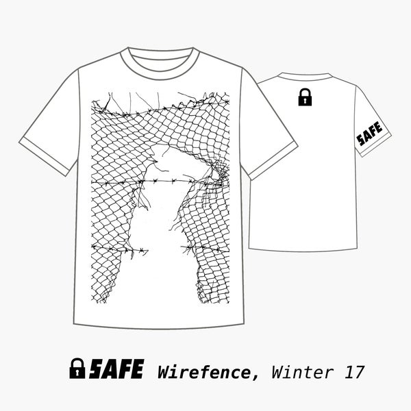 Image of SAFE Wirefence, Winter 17