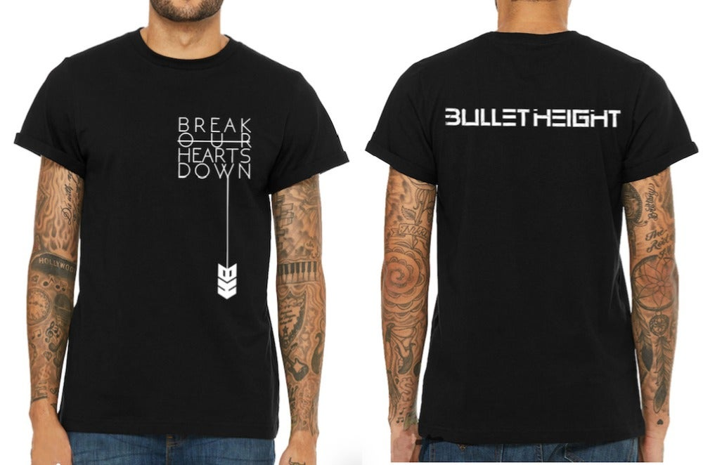 "Image of ""Break our Hearts Down"" Unisex Tee"