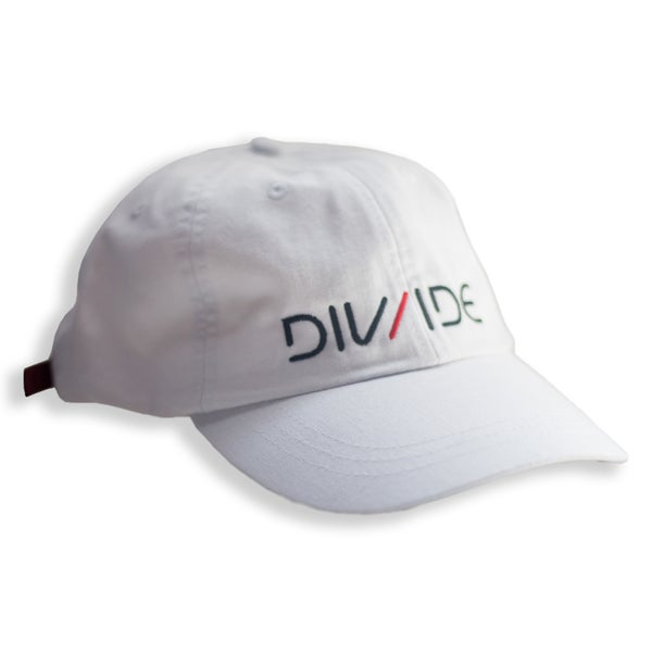 Image of White Dad Hat