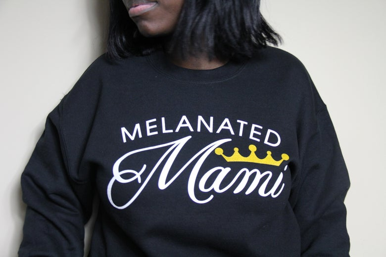 Image of Melanated Mami