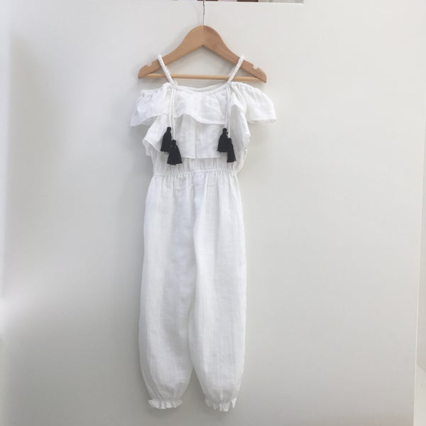 Image of Olive Jumpsuit