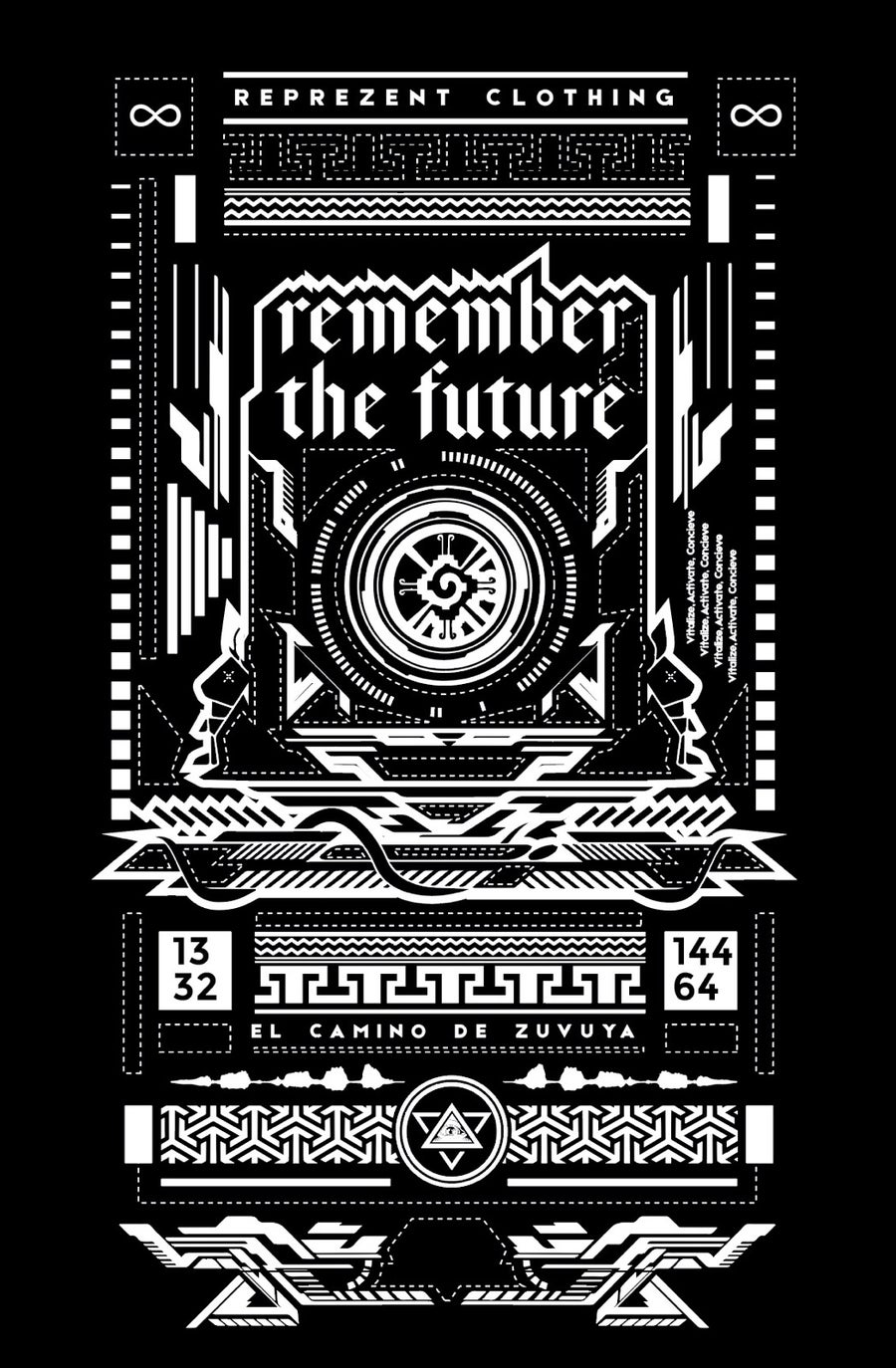 Image of REMEMBER THE FUTURE