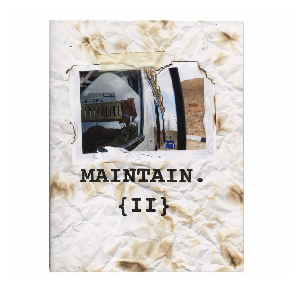 Image of Maintain II - Rob Dolecki