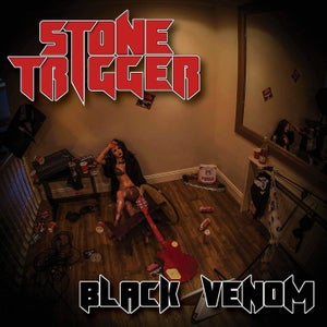Image of **SALE** Stone Trigger Black Venom **SALE**