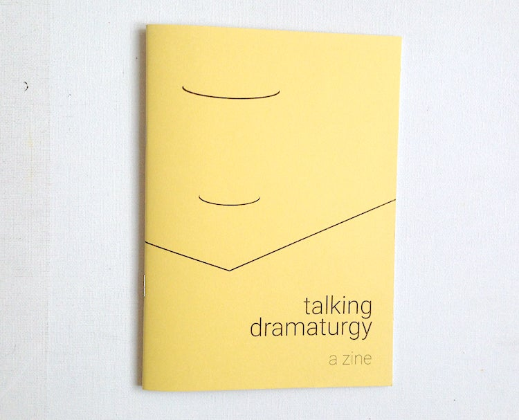 Image of A ZINE - PUBLICATION