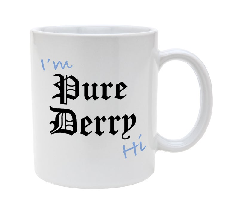 Image of Pure Derry Mug