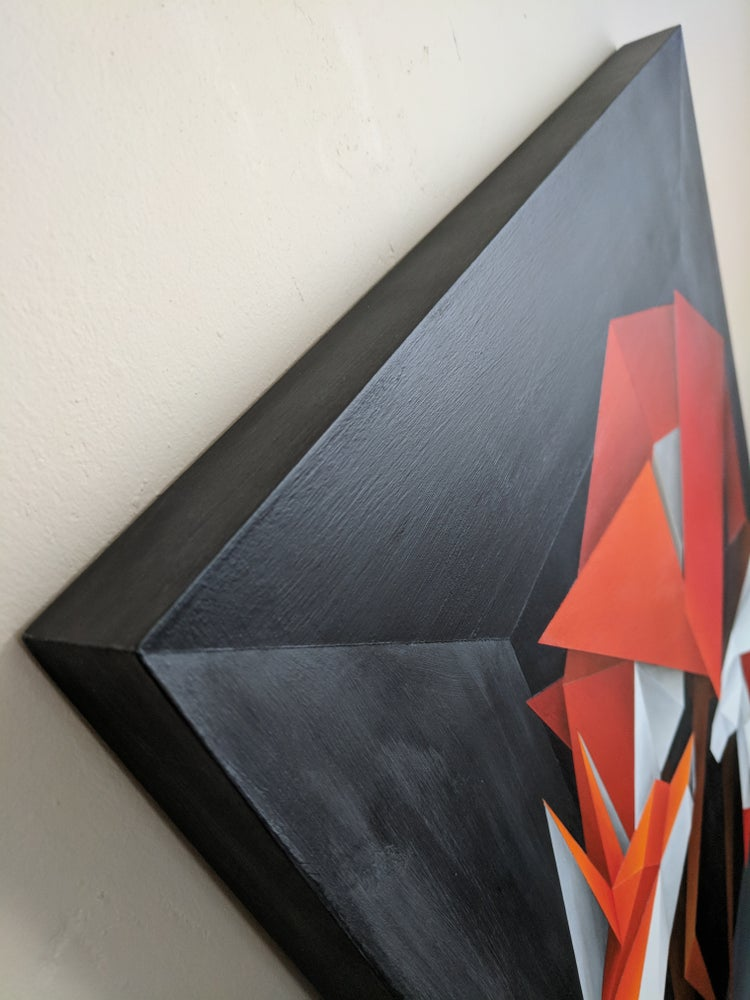 Image of 'Fable' original painting
