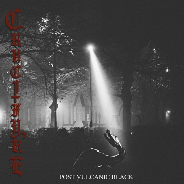 "Image of CRUCIFYRE ""Post Vulcanic Black"" CD"