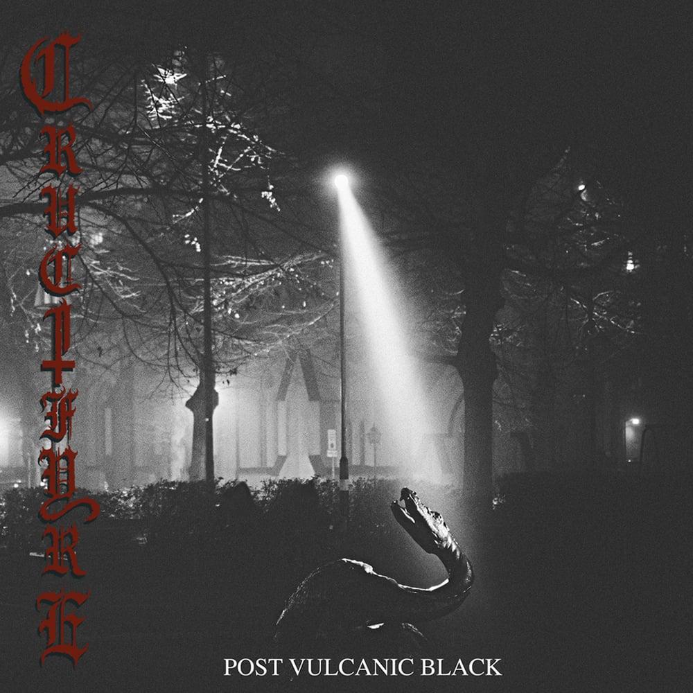 "CRUCIFYRE ""Post Vulcanic Black"" CD"