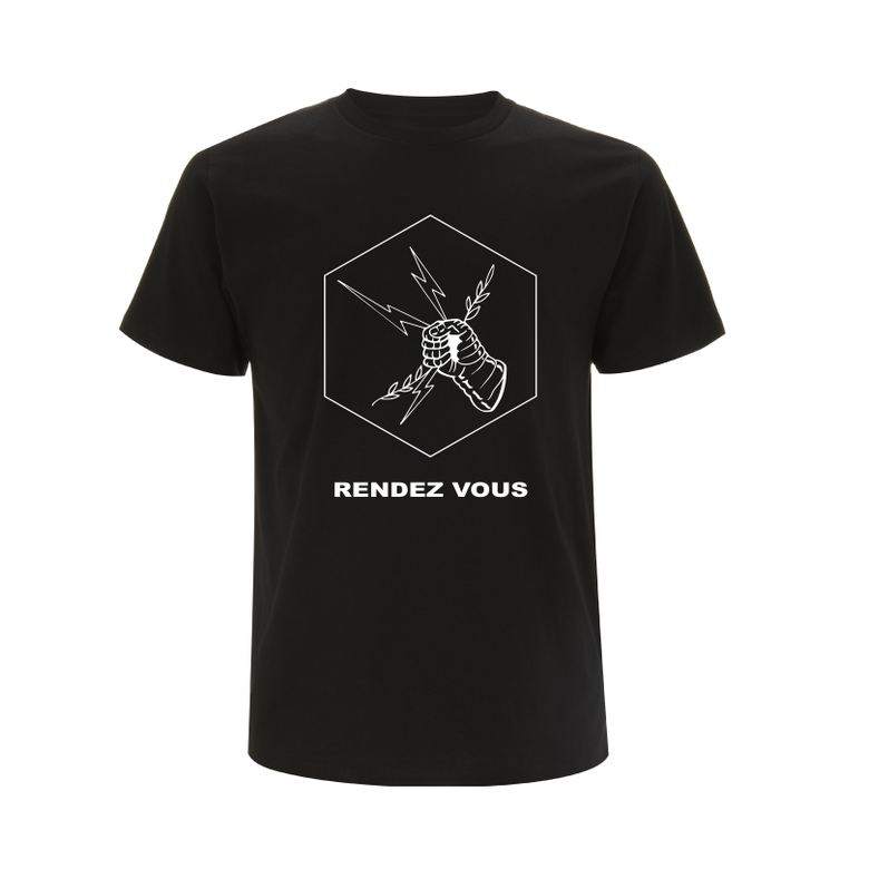 Image of RDV Black T-Shirt