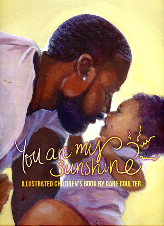 Image of You Are My Sunshine Illustrated Book