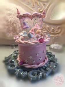 Image of Mushroom Dream Garden Cake Box