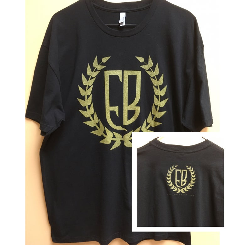Image of EB Gold T Shirt