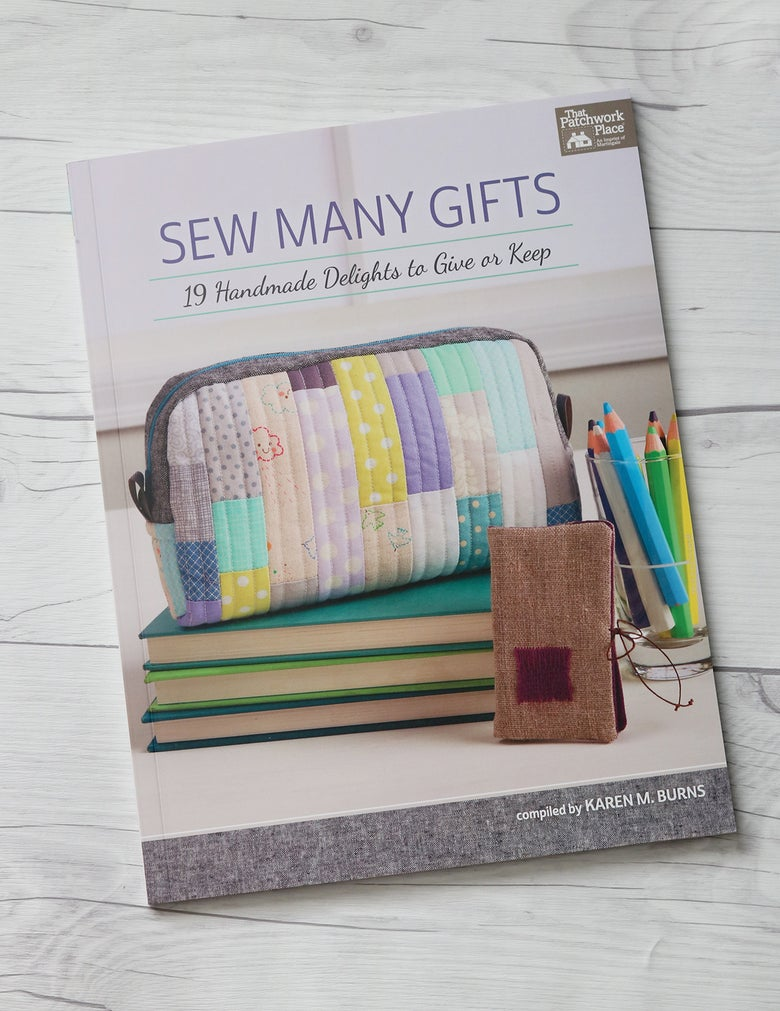 Image of Sew Many Gifts book