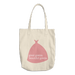 Image of great gowns/beautiful gowns Pink Design Tote