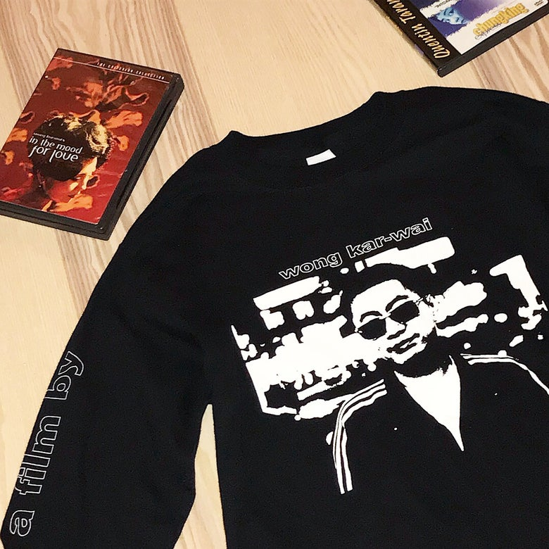 Image of wong kar-wai long sleeve