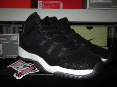 "Air Jordan XI (11) Retro PRM ""Heiress Collection"" GS - areaGS - KIDS SIZE ONLY"