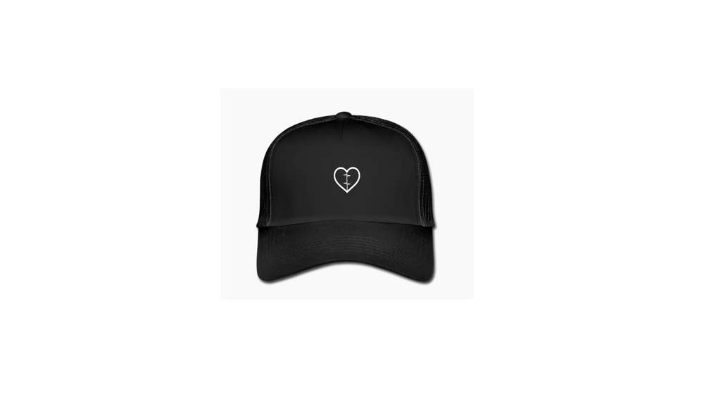 Image of Trucker Cap Small Logo