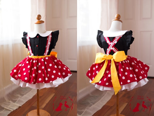 Image of Minnie Mouse Samantha set