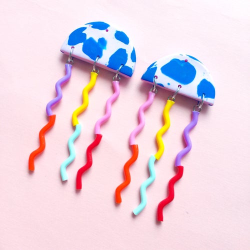 Image of NEW! jellyfish SUMMER collection