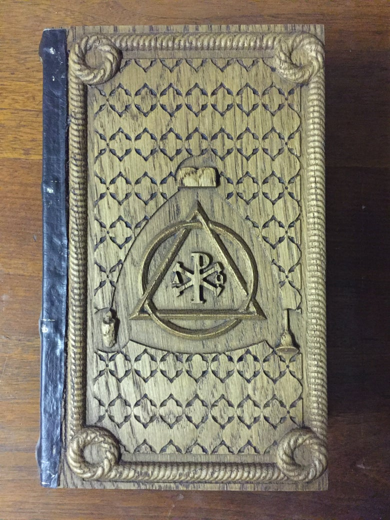 Image of Grimoire Anathema