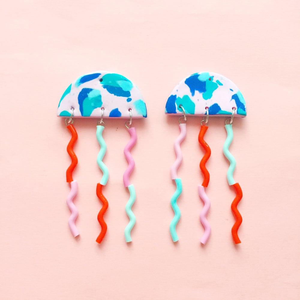Image of Pink Aqua jellies