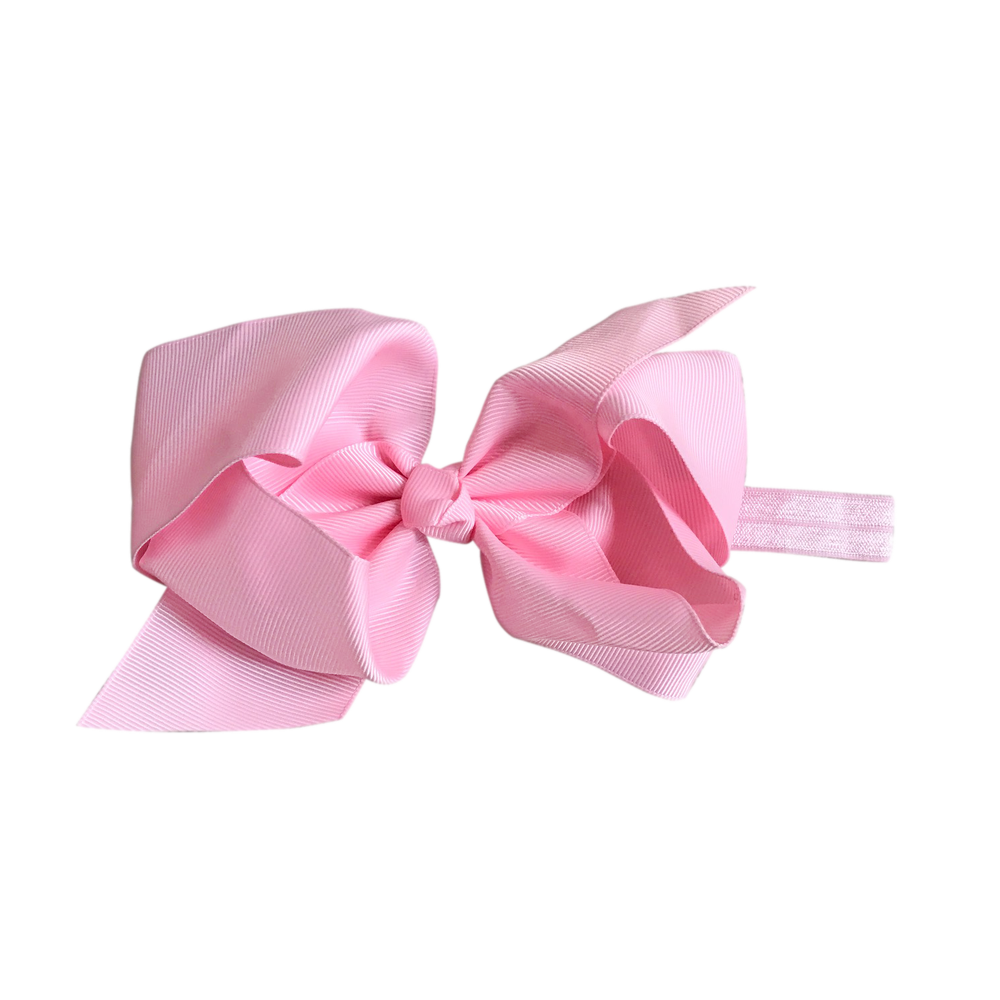 Image of Ballerina Big Bow Baby Headbands