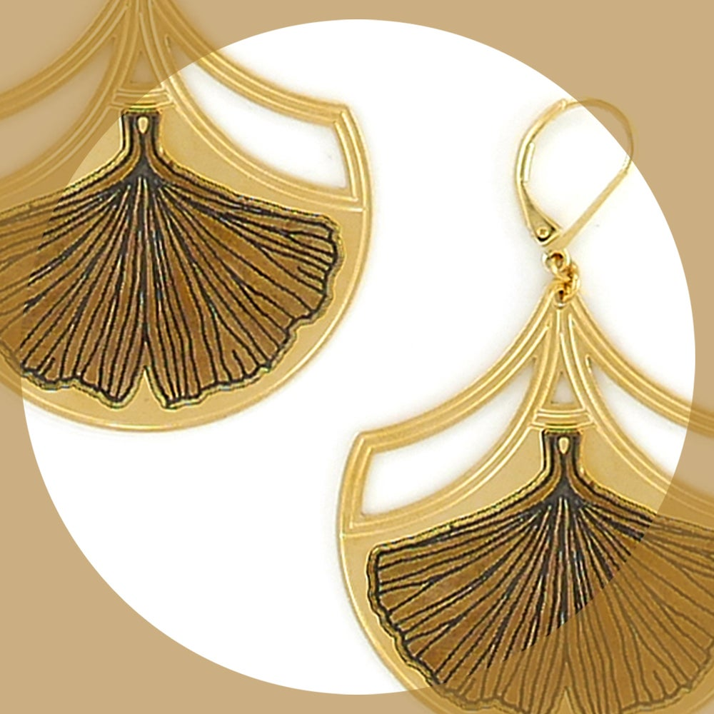 Image of GINKGO grandes boucles