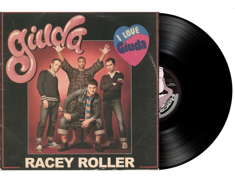 Image of LP - Racey Roller