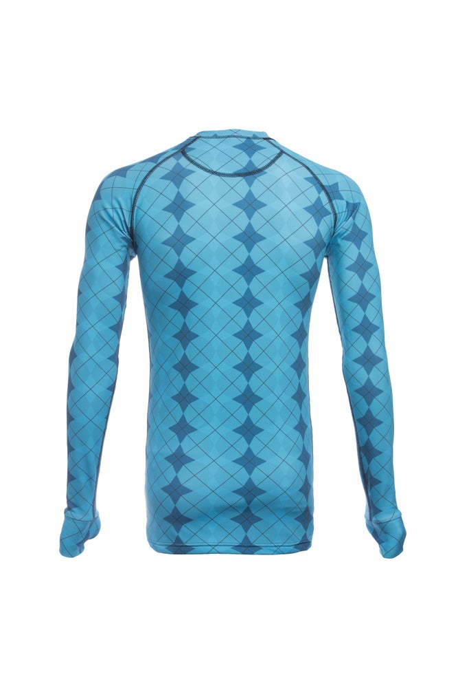 Image of Mens Blue Jester Thermal Top