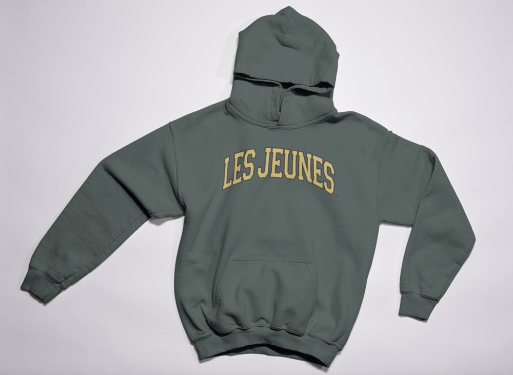 Image of Arc Logo Hoodie (Bottle Green)