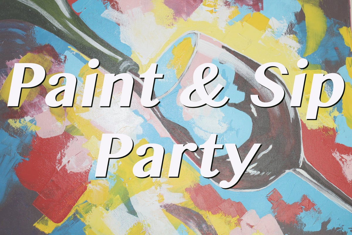 Image of Jules Paint and Sip Party