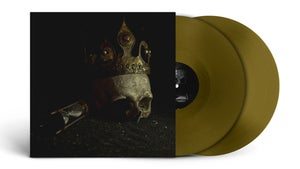 Image of PROFETUS - Coronation Of The Black Sun ~ Saturnine / VINYL 2LP (Gold Collector's Ed.)