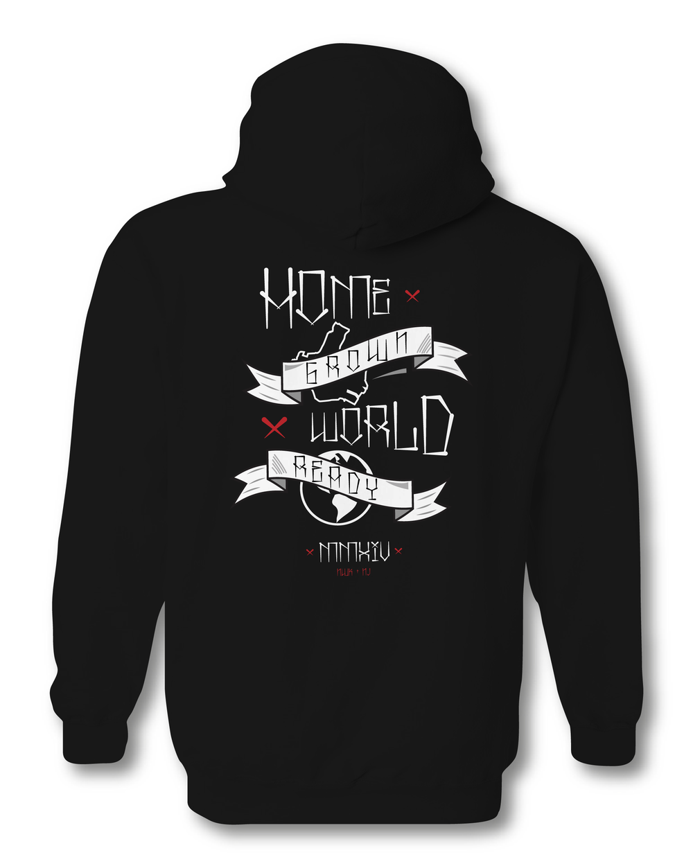 Image of Home Grown Pullover Hoody