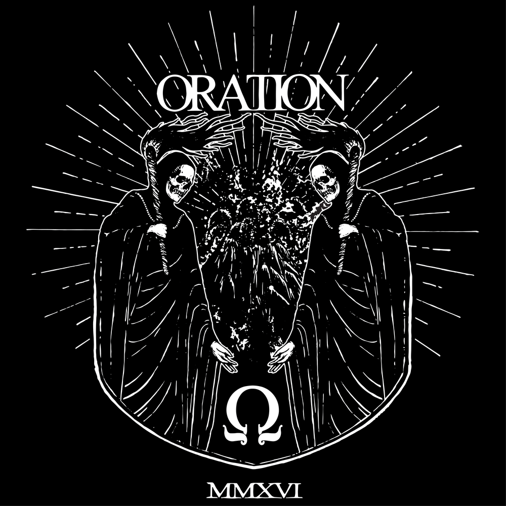 Image of Oration MMXVI - Gatefold Double LP