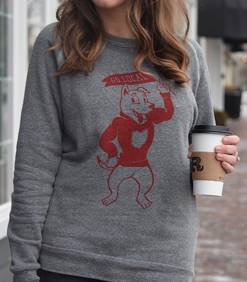 Image of Ohio - Go Local Sweatshirt