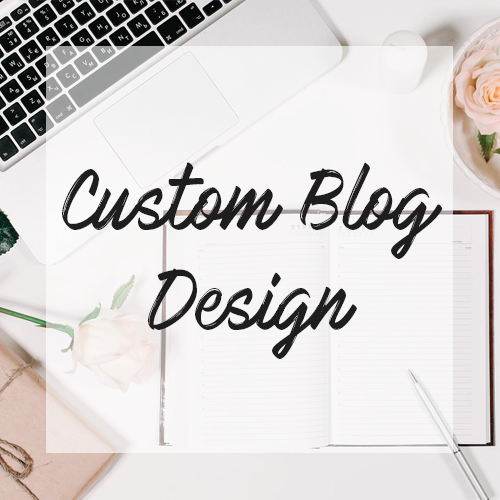 Image of Custom Blog Design