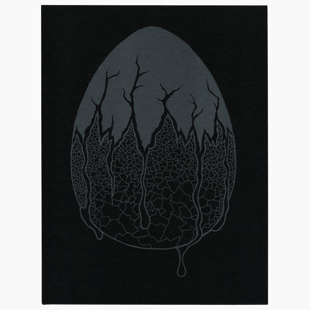 "Image of ""Rotten Ego Duality"" Risoprint"