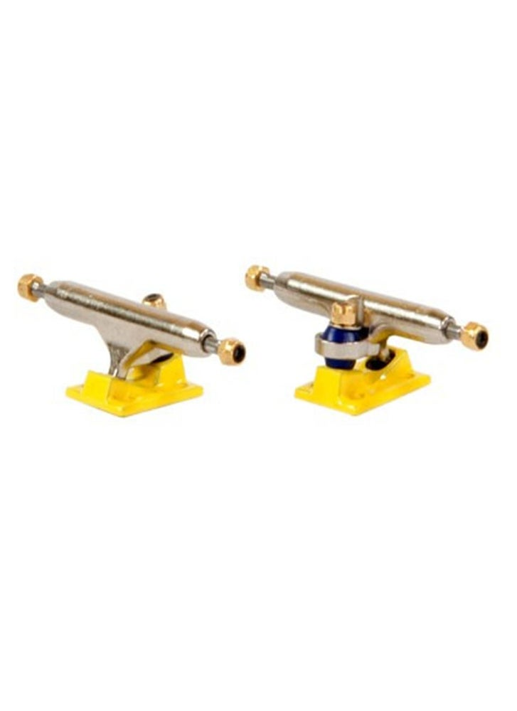 Image of Blackriver Trucks Wide 2.0 32mm Yellow