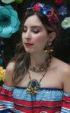 Tribute to Carmen Miranda - Carmensita - majestueuses boucles CLIPS