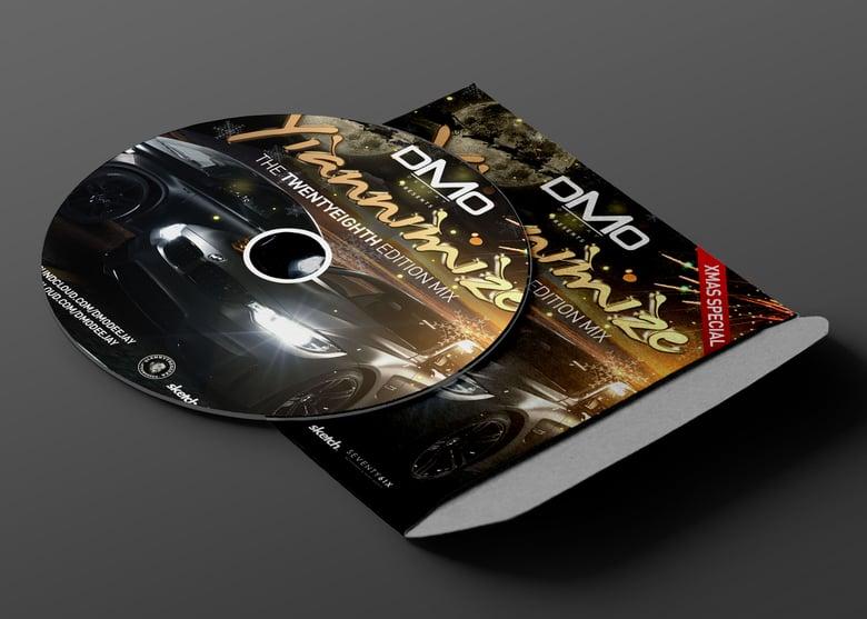 Image of Yiannimize Mix 28 Tracked CD