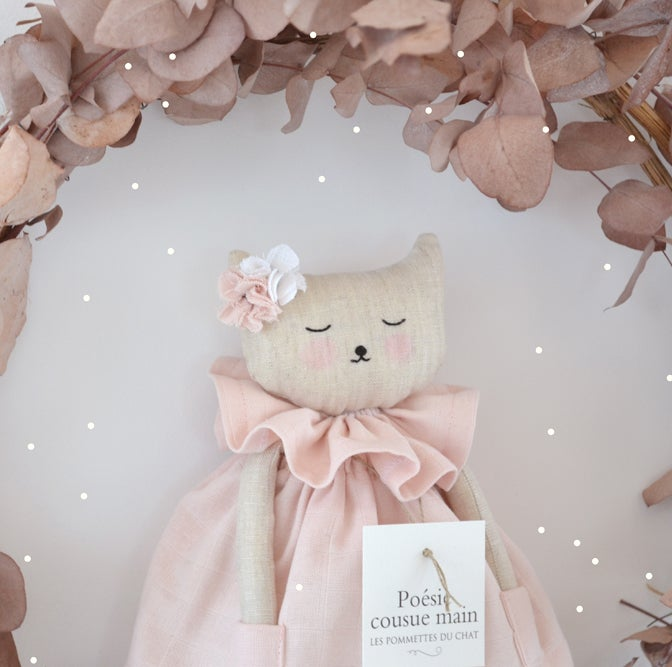 Image of n°15 Ma petite poupée de lin