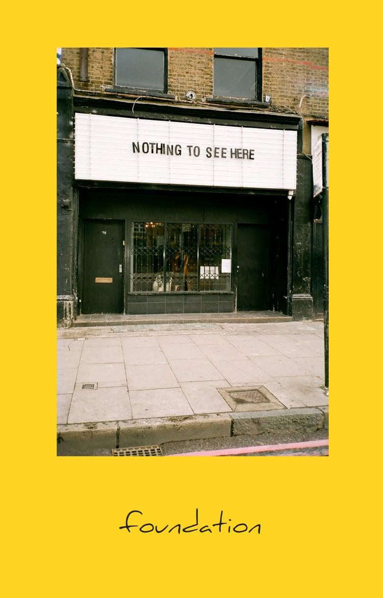 Image of Fashion Grunge Zine Issue 01 : foundation
