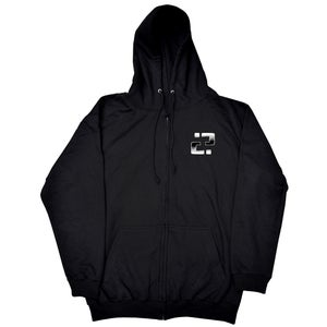 "Image of Confusion ""Backyard DIY"" zip hoody"
