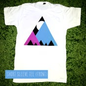 Image of ISMLIT Mountains Short Sleeve Tee