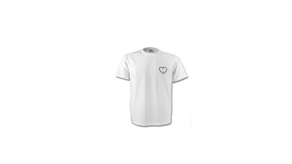 Image of Hartline Small Logo T-Shirt